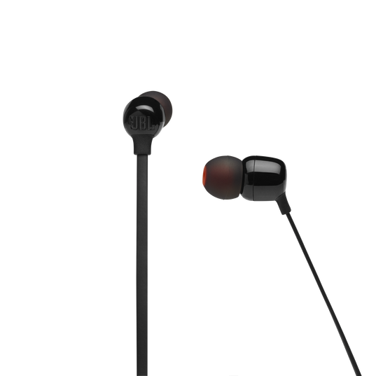 JBL TUNE 125BT - Black - Wireless in-ear headphones - Detailshot 2