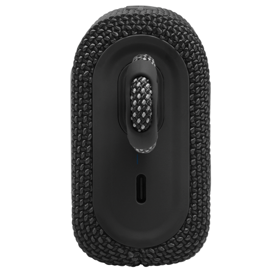 JBL GO 3 - Black - Portable Waterproof Speaker - Left