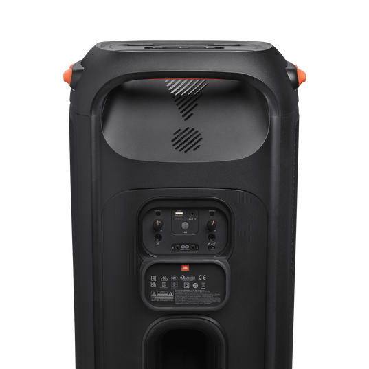 JBL Partybox 710 - Black - Party speaker with 800W RMS powerful sound, built-in lights and splashproof design. - Detailshot 1