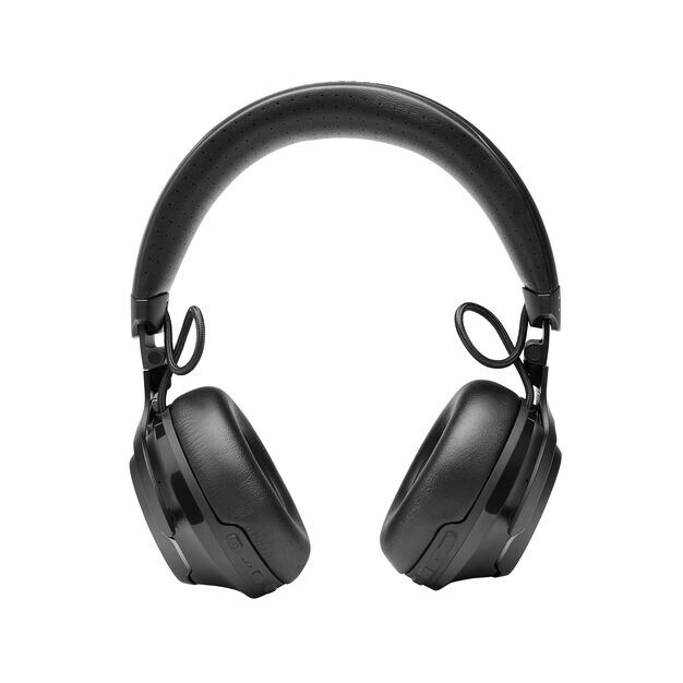 JBL CLUB 700BT - Black - Wireless on-ear headphones - Back