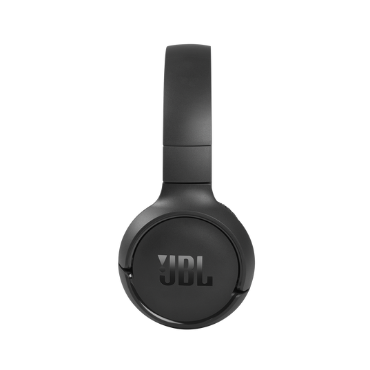 JBL Tune 510BT - Black - Wireless on-ear headphones - Detailshot 4