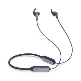 JBL EVEREST™ ELITE 150NC - Gun Metal - Wireless In-Ear NC headphones - Hero