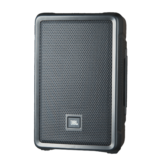 "JBL IRX108BT - Black - Powered 8"" Portable Speaker with Bluetooth® - Detailshot 15"