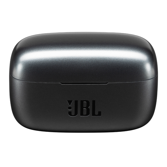 JBL LIVE 300TWS - Black - True wireless in-ear headphones with Smart Ambient - Detailshot 4