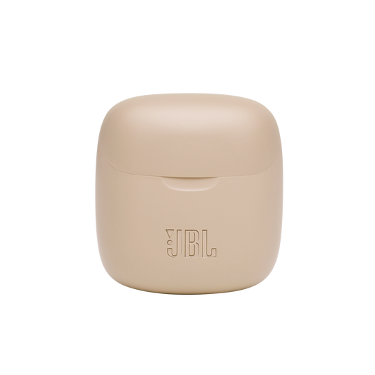 JBL Tune 225TWS - Gold - True wireless earbuds - Detailshot 5