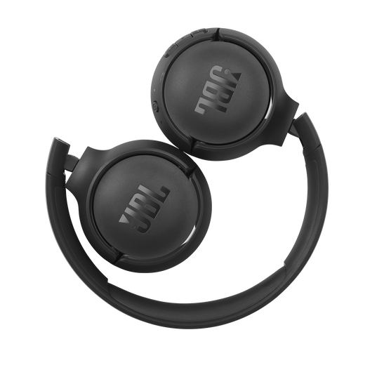 JBL Tune 510BT - Black - Wireless on-ear headphones - Detailshot 3