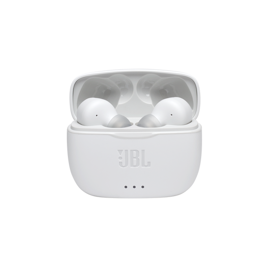 JBL Tune 215TWS - White - True wireless earbuds - Detailshot 4