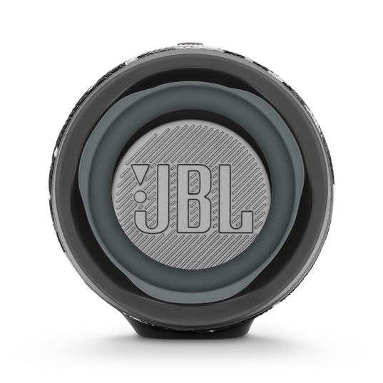 JBL Charge 4 - Black/White Camouflage - Portable Bluetooth speaker - Detailshot 2