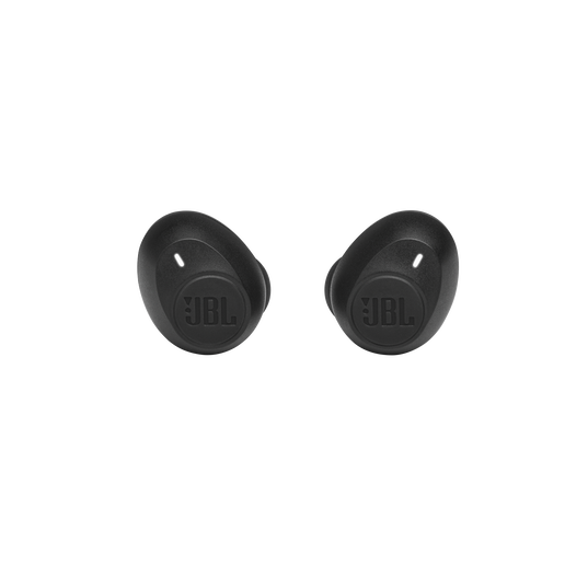JBL Tune 115TWS - Black - True wireless earbuds - Front