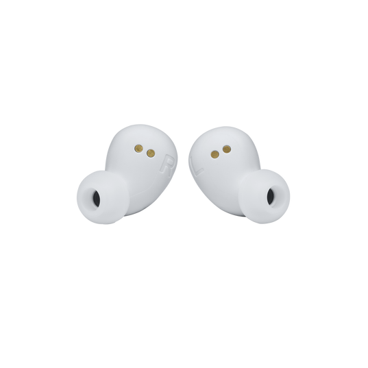 JBL Free II - White - True wireless in-ear headphones - Back