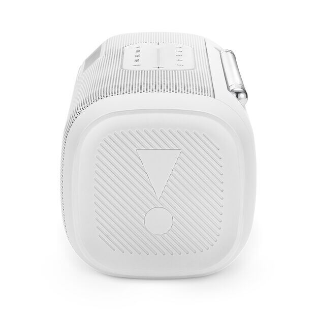 JBL Tuner - White - Portable Bluetooth Speaker with DAB/FM radio - Detailshot 1