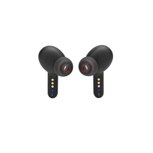 Live Pro+ TWS - Black - True Wireless In-Ear NC Headphones - Detailshot 6