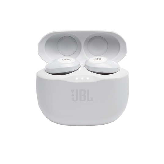 JBL Tune 125TWS - White - True wireless in-ear headphones - Detailshot 3