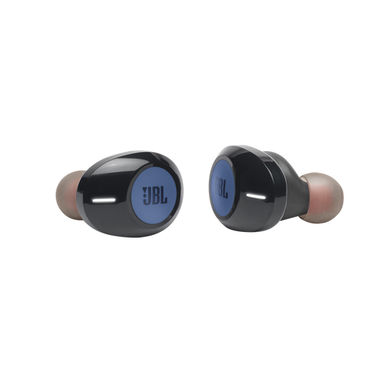 JBL Tune 125TWS - Blue - True wireless in-ear headphones - Detailshot 1