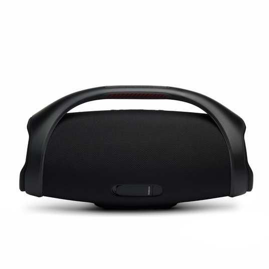 JBL Boombox 2 - Black - Portable Bluetooth Speaker - Back