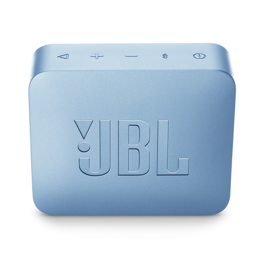 JBL GO 2 - Icecube Cyan - Portable Bluetooth speaker - Back