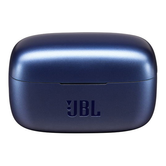 JBL Live 300TWS - Blue - True wireless in-ear headphones with Smart Ambient - Detailshot 4