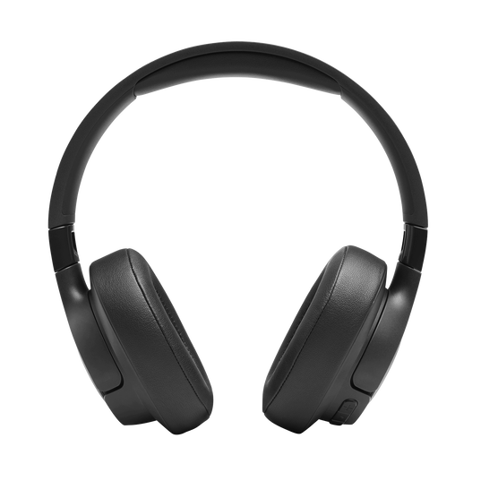 JBL TUNE 700BT - Black - Wireless Over-Ear Headphones - Detailshot 5
