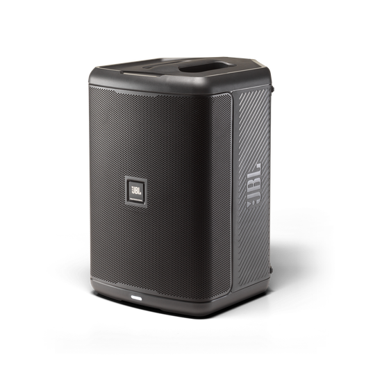JBL EON ONE Compact - Black - All-in-One Rechargeable Personal PA - Detailshot 2