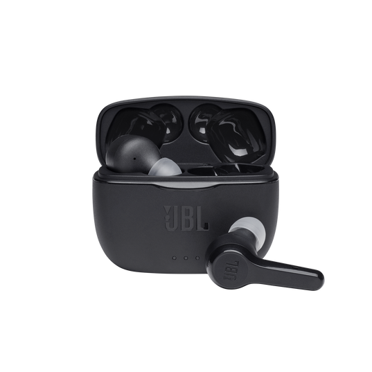 JBL Tune 215TWS - Black - True wireless earbuds - Hero