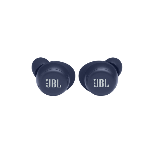 JBL Live Free NC+ TWS - Blue - True wireless in-ear NC headphones - Front