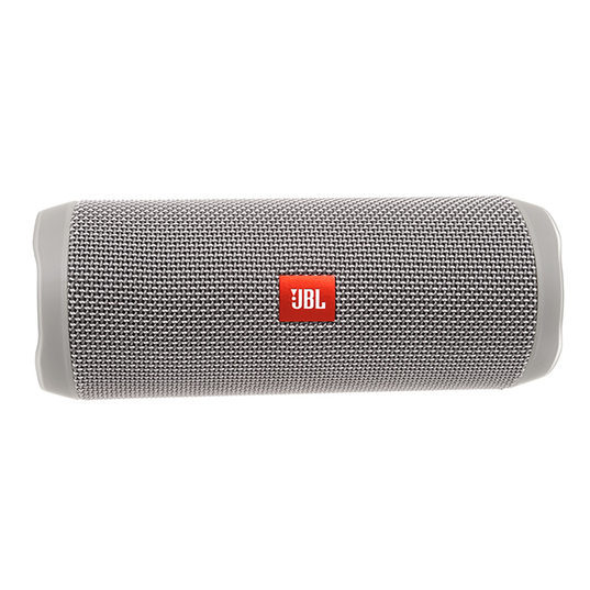 JBL Flip 4 - Grey - A full-featured waterproof portable Bluetooth speaker with surprisingly powerful sound. - Detailshot 15
